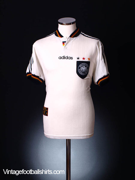 1996-98 Germany Home Shirt XL
