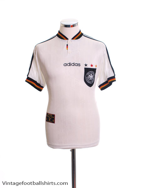 1996-98 Germany Home Shirt S