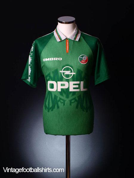 1996-98 Ireland Home Shirt *BNIB* XL
