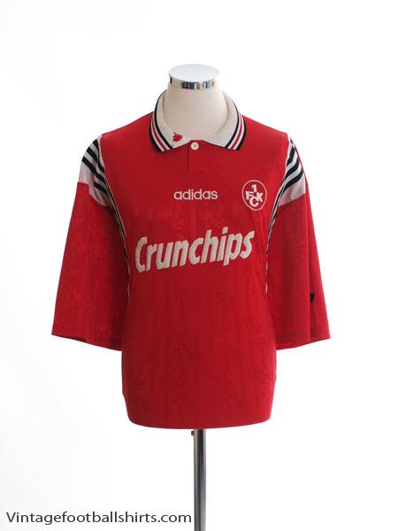 1996-98 Kaiserslautern Home Shirt XL