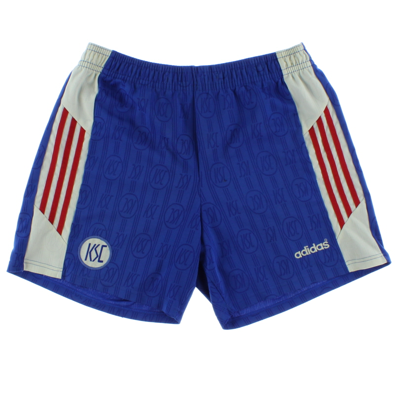 1996-98 Karlruhe Away Shorts L