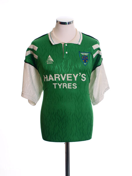 1996-98 Northwich Victoria Home Shirt L