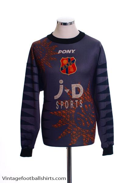 1996-98 Oldham Goalkeeper Shirt M