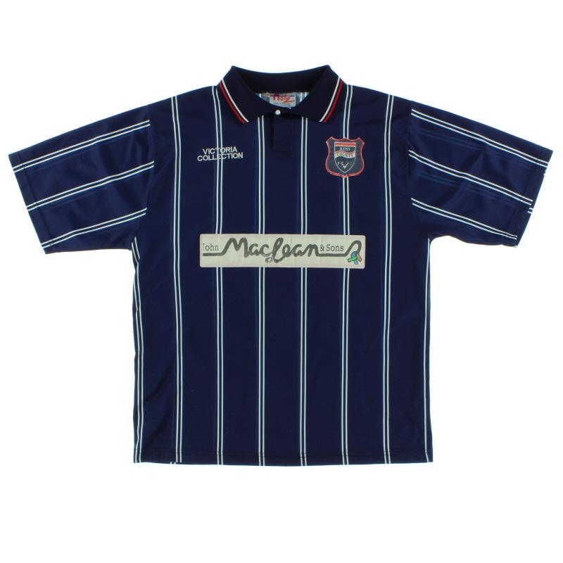1996-98 Ross County Home Shirt M