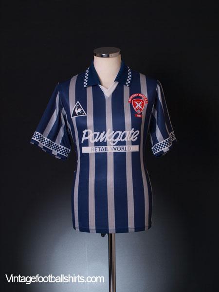 1996-98 Rotherham Away Shirt S