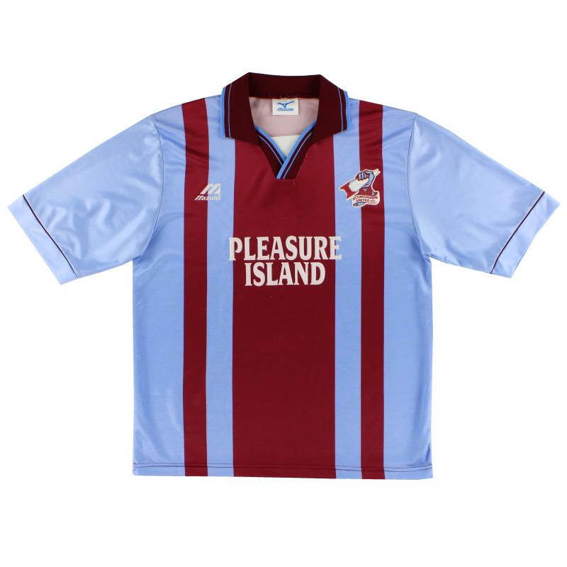 1996-98 Scunthorpe Home Shirt L