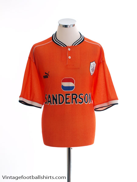 1996-98 Sheffield Wednesday Away Shirt L