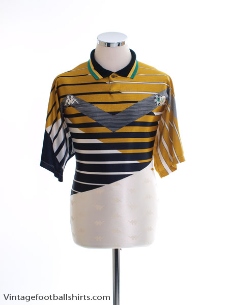 1996-98 South Africa Home Shirt L