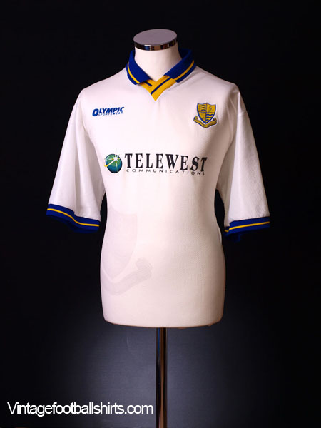 1996-98 Southend Third Shirt XL