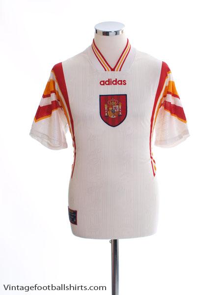 1996-98 Spain Third Shirt XL