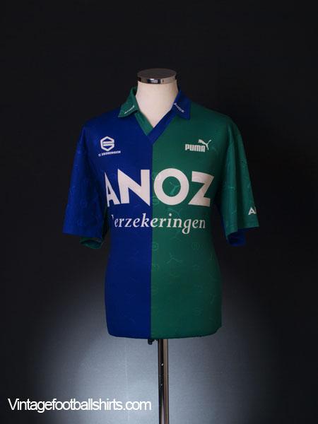 1996-99 FC Groningen Away Shirt L