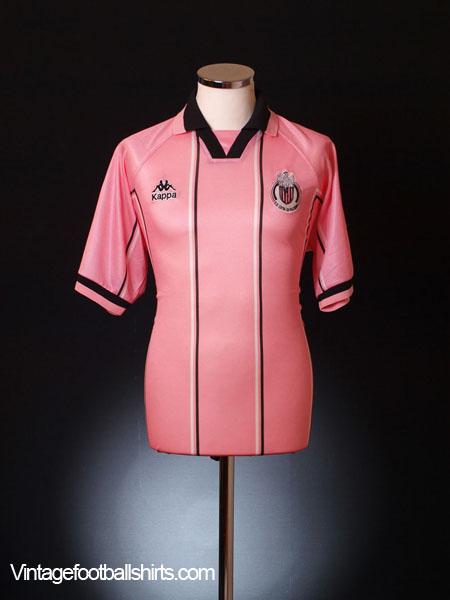 1996-99 Palermo Home Shirt L