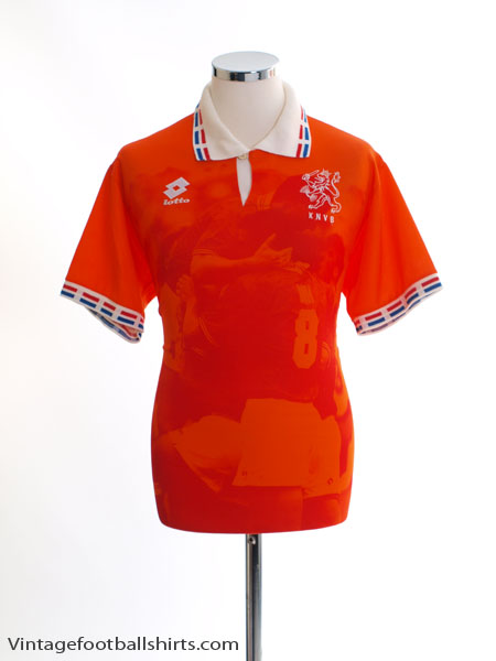 1996 Holland Home Shirt L