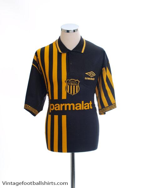 1996 Penarol Home Shirt XL