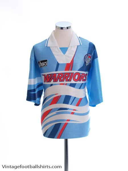 1996 Singapore Armed Forces Home Shirt XL