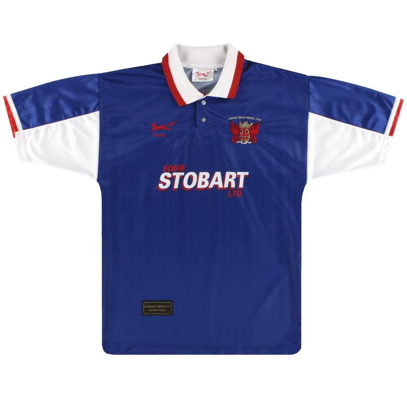 1997-00 Carlisle Home Shirt M