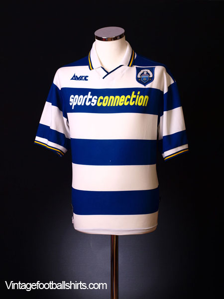 1997-01 Greennock Morton Home Shirt S