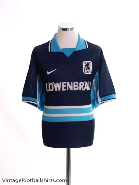 1997-98 1860 Munich Away Shirt XL