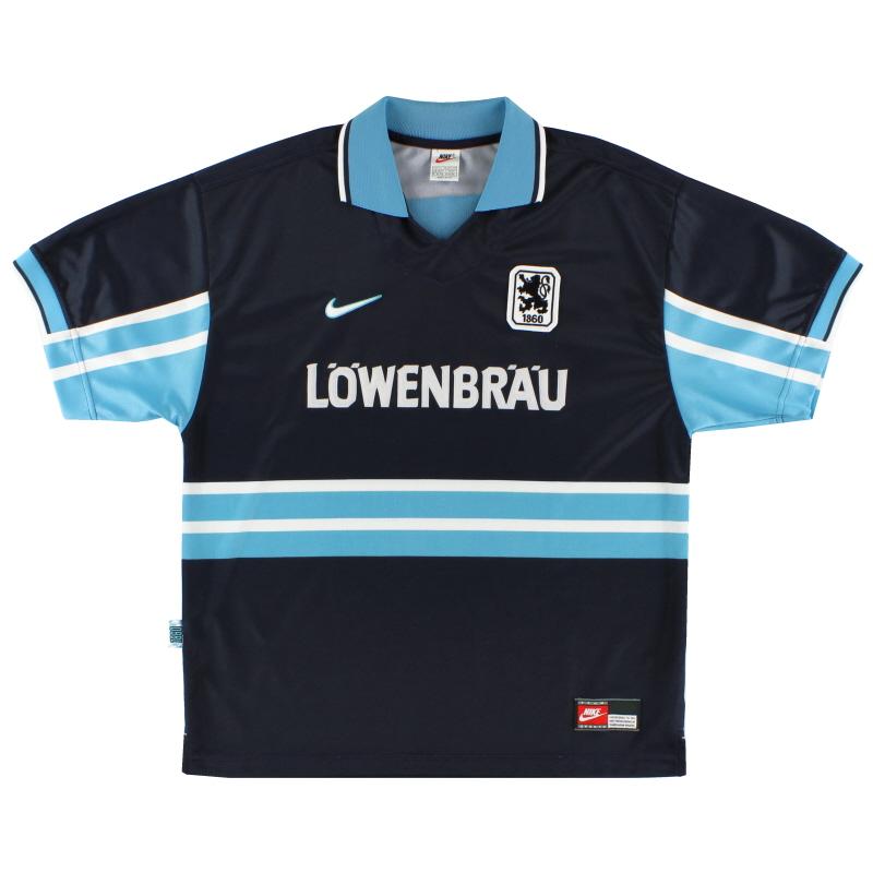 1997-98 1860 Munich Away Shirt M