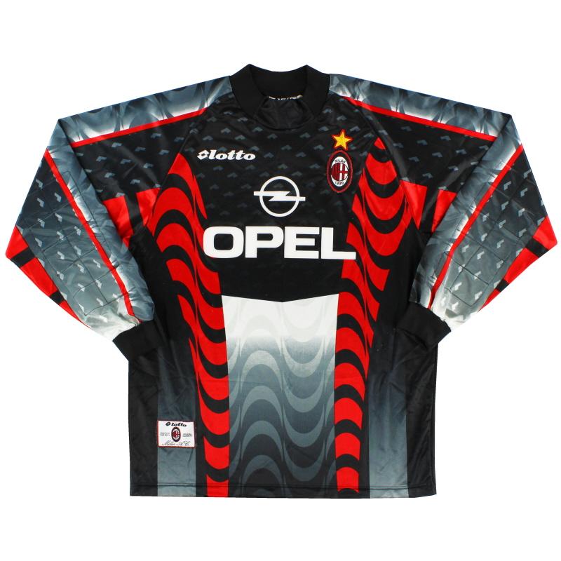 1997-98 AC Milan Goalkeeper Shirt XL