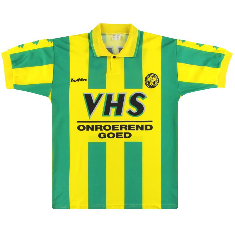 1997-98 ADO Den Haag Lotto Home Shirt XL