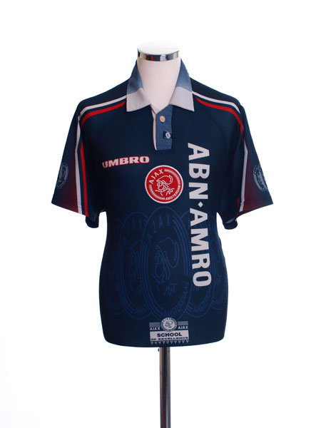 1997-98 Ajax Away Shirt L