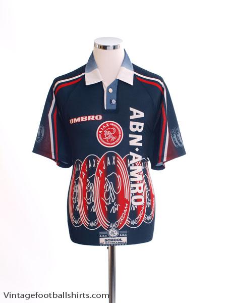1997-98 Ajax Away Shirt L