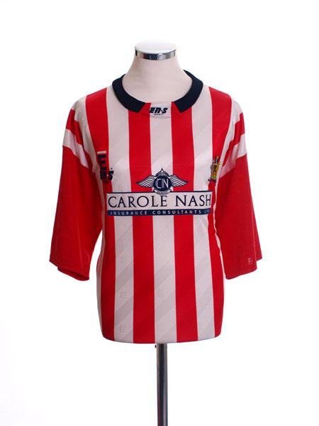 1997-98 Altrincham Home Shirt XL
