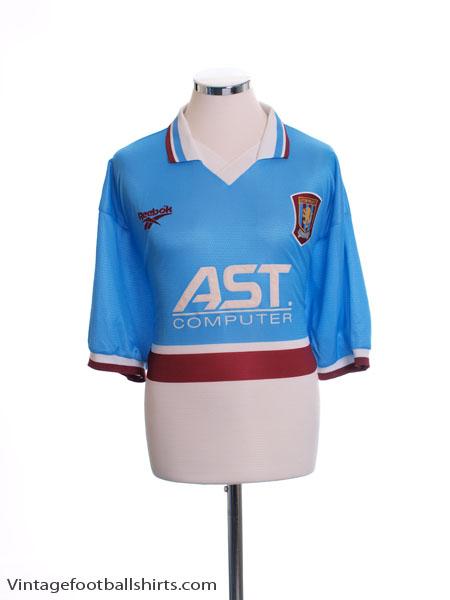 1997-98 Aston Villa Away Shirt L