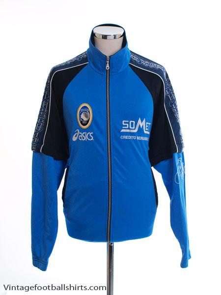 1997-98 Atalanta Track Jacket L