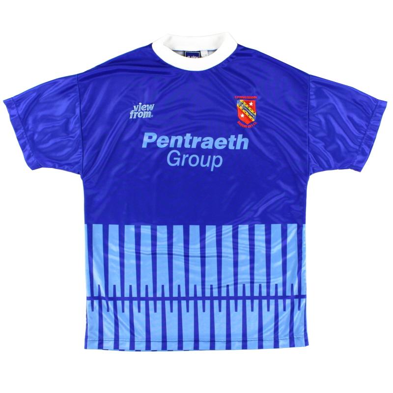 1997-98 Bangor City Home Shirt L