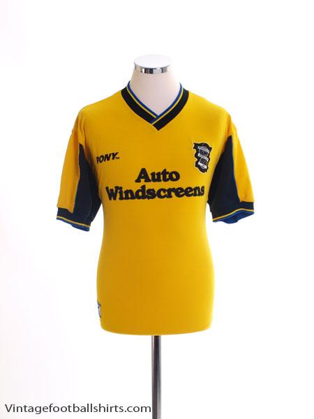 1997-98 Birmingham Away Shirt S