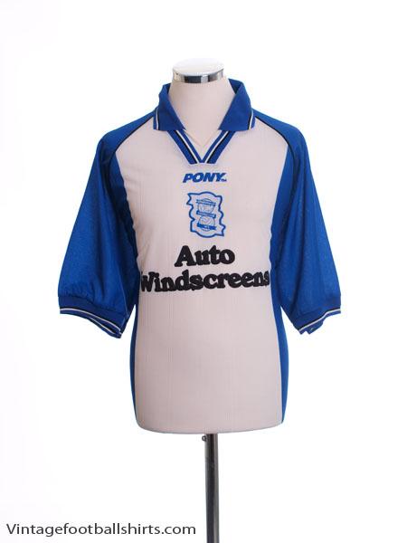 1997-98 Birmingham Home Shirt L
