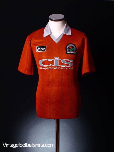 1997-98 Blackburn Away Shirt L