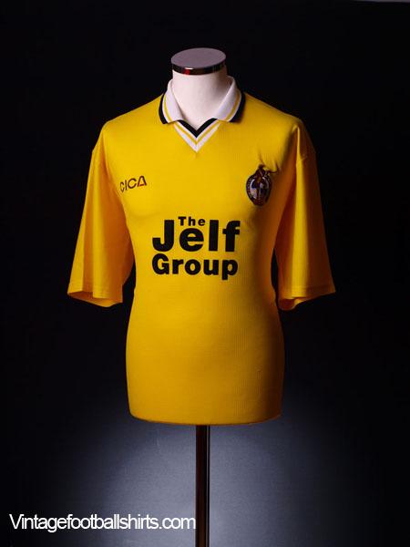 1997-98 Bristol Rovers Away Shirt L