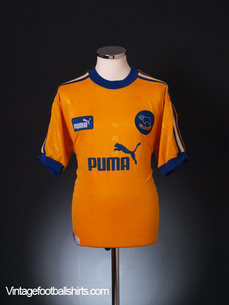 1997-98 Derby County Away Shirt XL