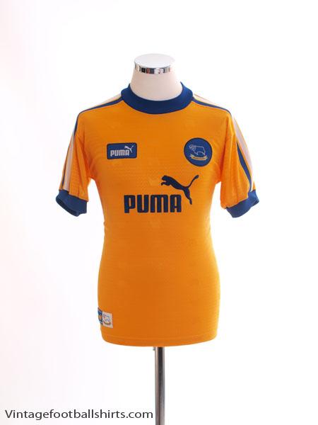 1997-98 Derby County Away Shirt XL