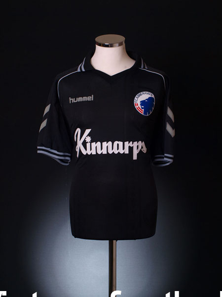 1997-98 FC Copenhagen Away Shirt XL/XXL