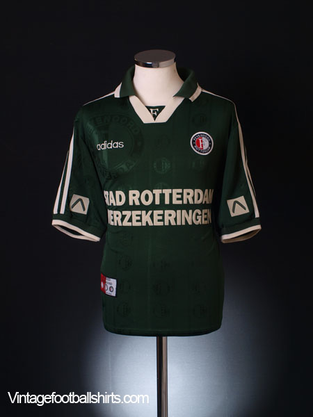 1997-98 Feyenoord Away Shirt M