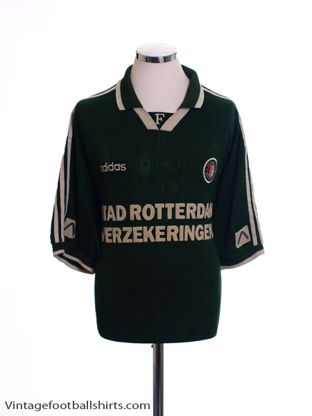 1997-98 Feyenoord Away Shirt XXL
