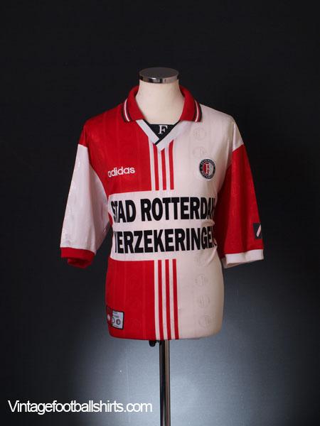 1997-98 Feyenoord Home Shirt L