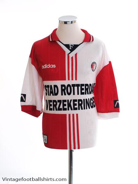 1997-98 Feyenoord Home Shirt XL