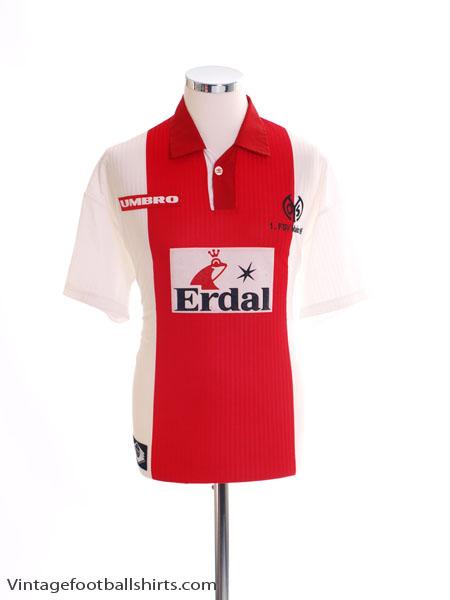 1997-98 FSV Mainz Home Shirt M