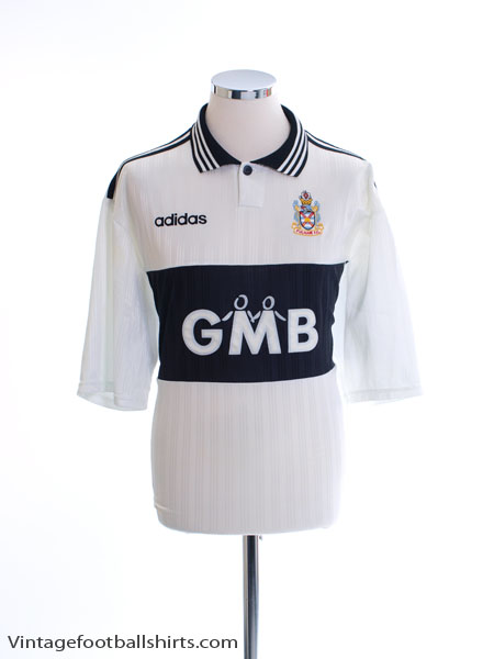 1997-98 Fulham Home Shirt XL
