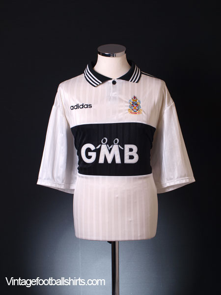 1997-98 Fulham Home Shirt XXL