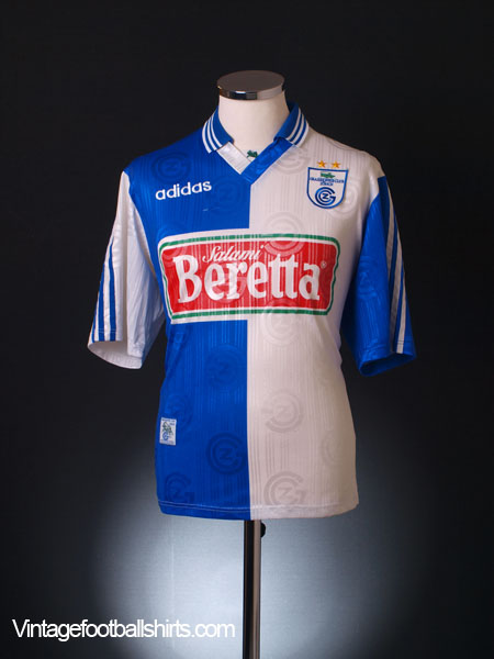 1997-98 Grasshoppers Home Shirt S