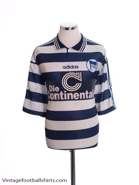 1997-98 Hertha Berlin Home Shirt XL