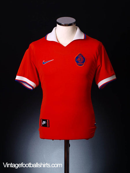 1997-98 Holland Home Shirt M