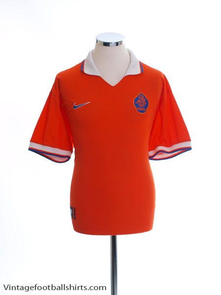 1997-98 Holland Home Shirt *Mint* L