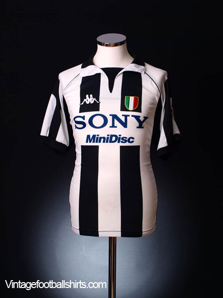 1997-98 Juventus Centenary Home Shirt XL